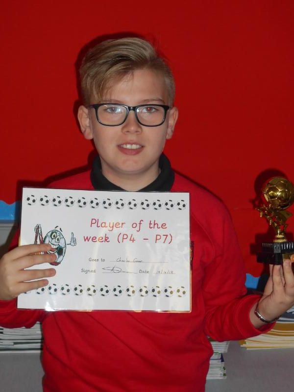 Footballer of the Week